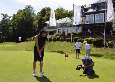 Golfclub Bad Kissingen , Turnier powered by HEALTH FOR ALL®