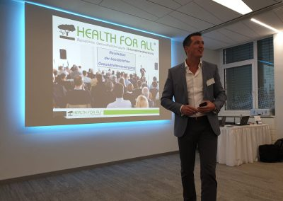 KeyNote HEALTH FOR ALL® Personalerforum 2019-09-21_Revolution der betrieblichen Gesundheitsversorgung_5