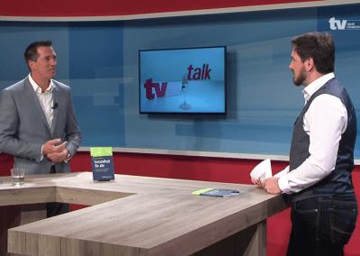 TV Talk Autor Marco Scherbaum TV Mainfranken Sendung_ Menschen-1
