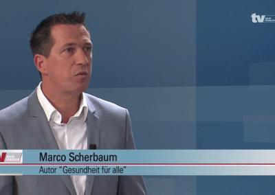 TV Talk Autor Marco Scherbaum TV Mainfranken Sendung_ Menschen-2