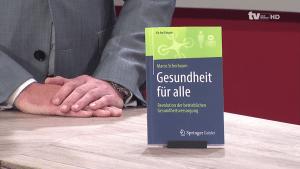 TV Talk Autor Marco Scherbaum TV Mainfranken Sendung_ Menschen- Autor Marco Scherbaum