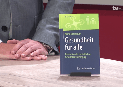 TV Talk Autor Marco Scherbaum TV Mainfranken Sendung_ Menschen-3