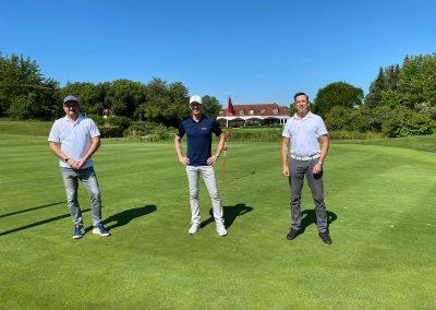 Golf Club Würzburg |HEALTH energy |HEALTH FOR ALL |WVV Stadtwerke Würzburg | Interview Walter Malcherek | Bernhard May | Marco Scherbaum Golf & Gesundheit