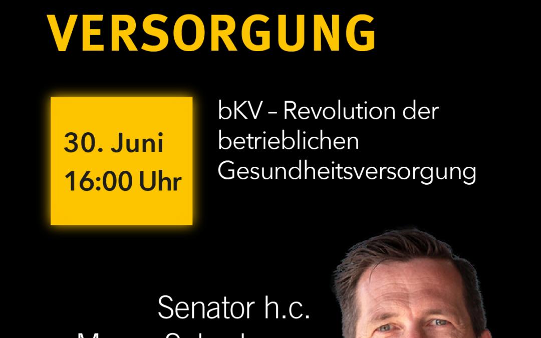 AssCompact Wissen 2021: bKV-Keynote Marco Scherbaum
