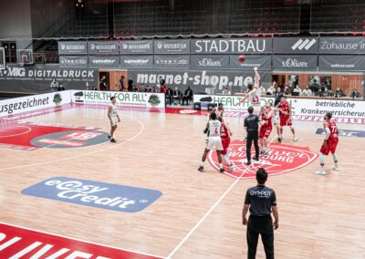 sOW Basketball Bandenwerbung HEALTH FOR ALL