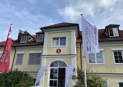 Clubhaus Golfclub Würzburg