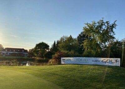 HEALTH FOR ALL meets Golfclub Würzburg